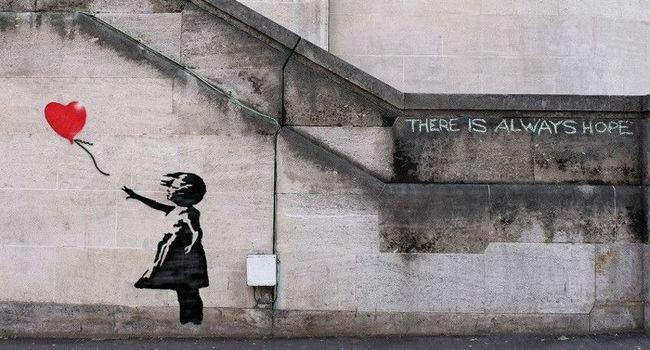Banksy débarque à Paris le temps d'une expo !