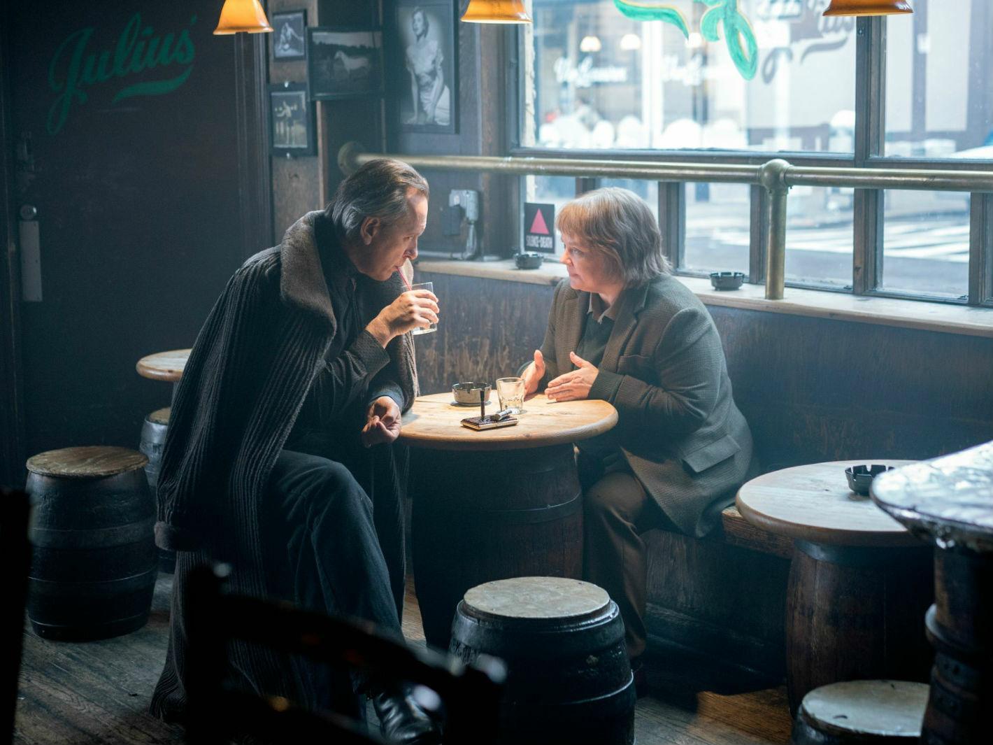 ¿Podrás perdonarme?, nominada a Mejor película en los Oscares 2019