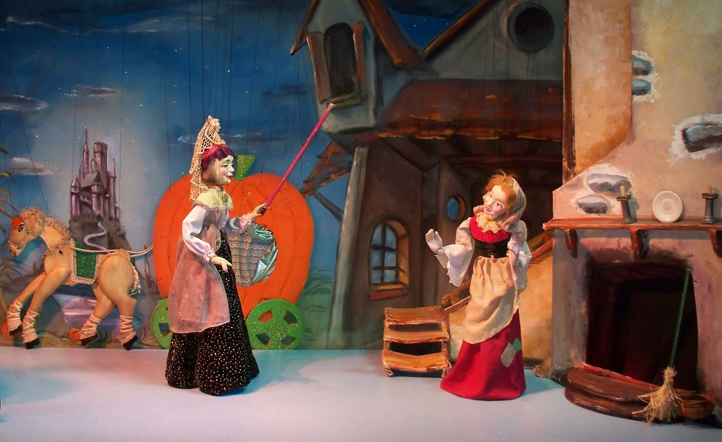 Cinderella at PuppetWorks