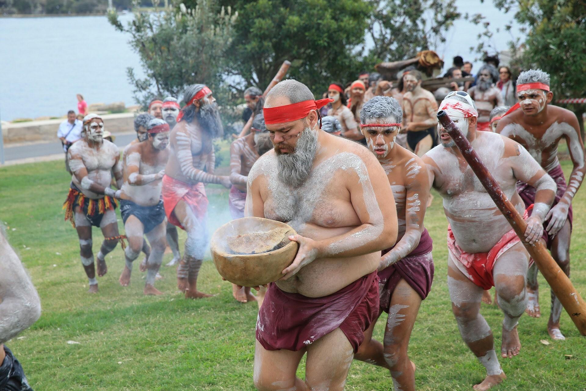 WugulOra Morning Ceremony
