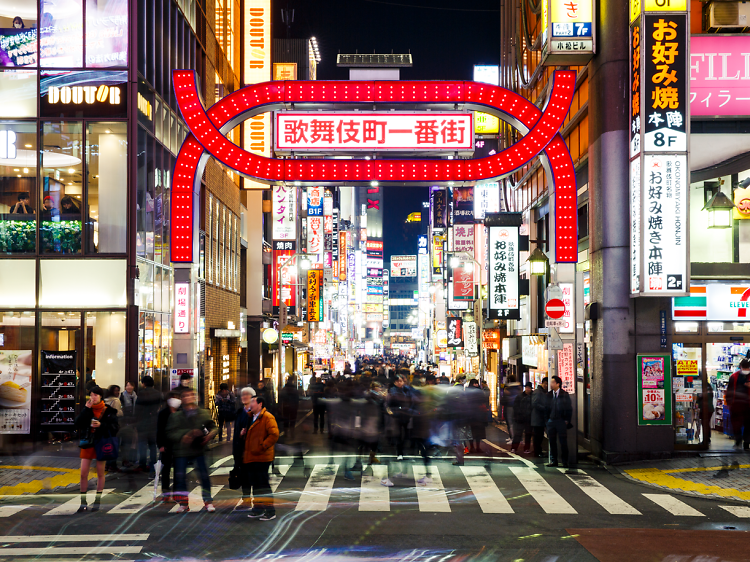 Best night views in Tokyo