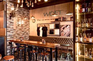 Woft interior