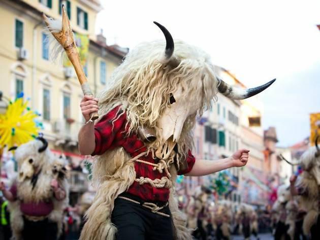 Rijeka Carnival 2020: costumes, colour and culture