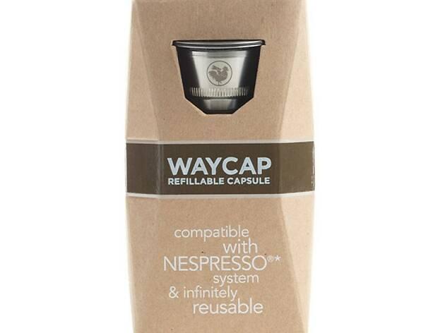 Cápsula Reutilizável para Nespresso waycap