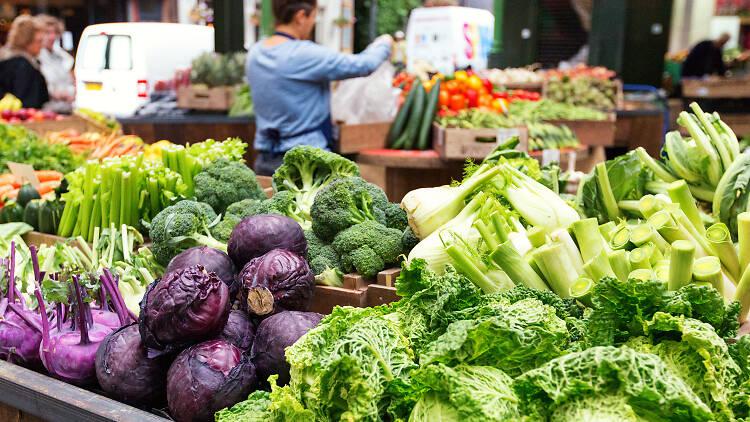 Farmer's Markets in London