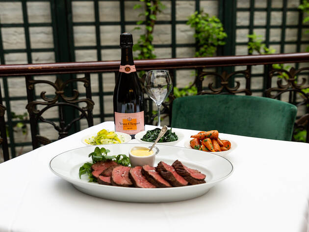 Save 50% on a delicious meal at any Boisdale venue