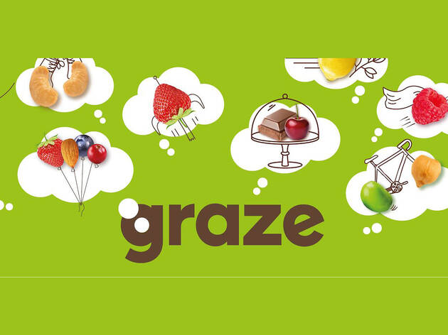 A free Graze box and 25% off the next three
