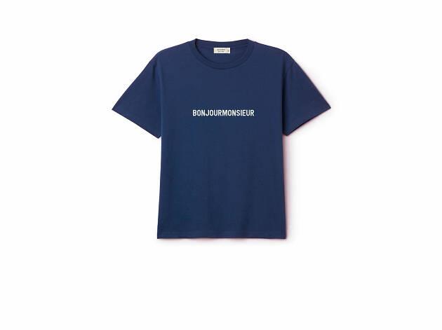 t-shirt da rust and may