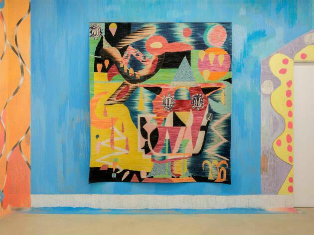 Yann Gerstberger expone su trabajo en la galería OMR