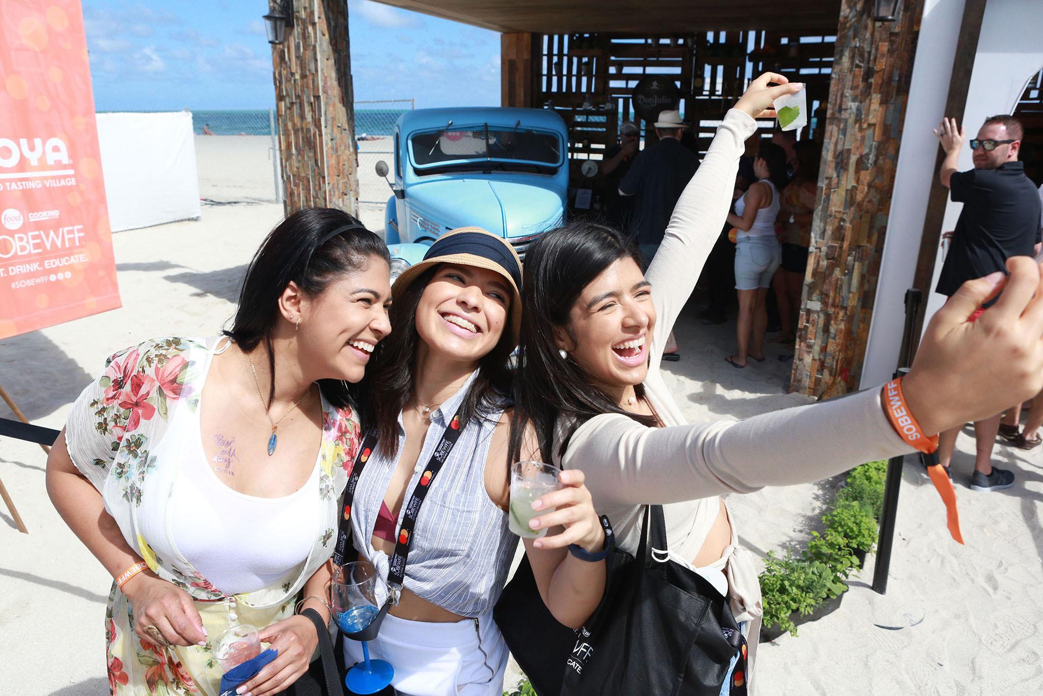 Nine South Beach Wine & Food Festival events under $100