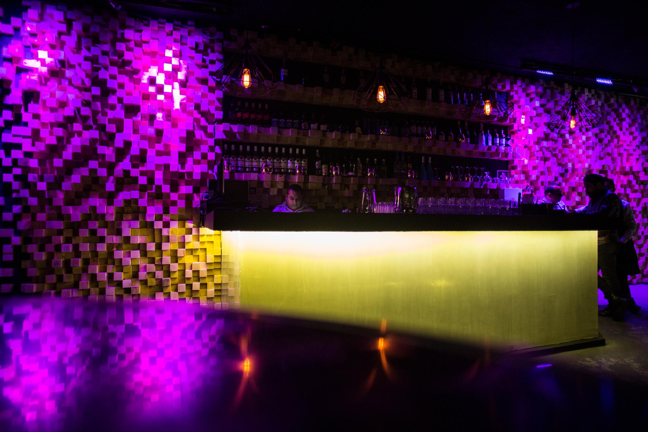 Warhol, speakeasy con bar y terraza en la Condesa