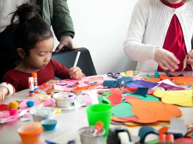 Lunar New Year Family Festival at MOCA