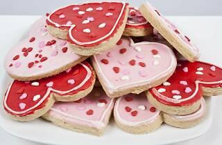 Los mejores postres para San Valentín