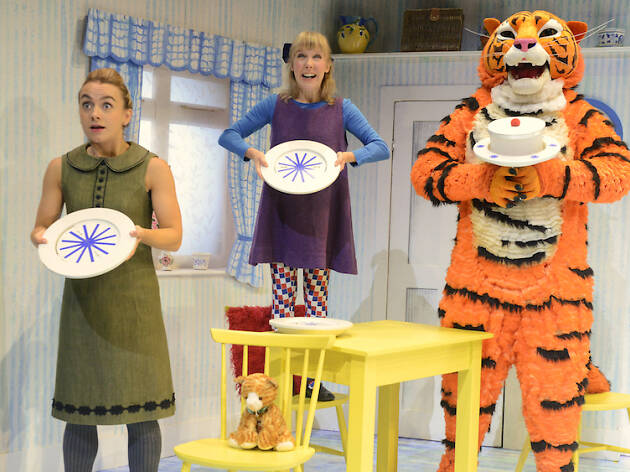 The Tiger Who Came to Tea | Kids in Singapore