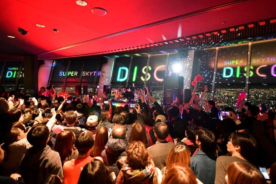Super Skytree Disco
