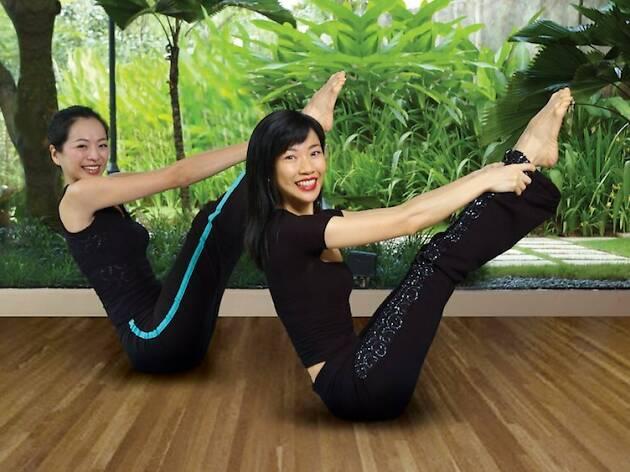 powermoves pilates