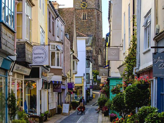 Foss Street in Dartmouth