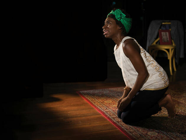 'Black is the Color of My Voice' at Trafalgar Studios
