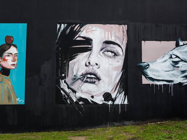 Mural de Entrecampos 6