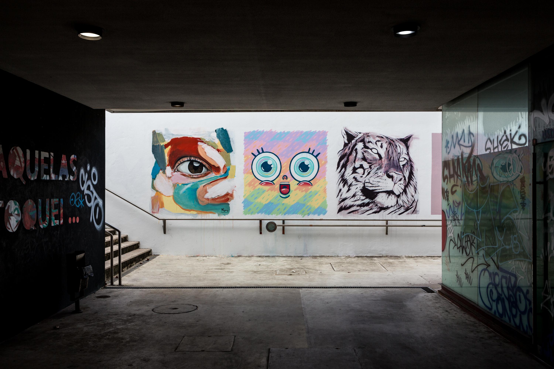Mural de Entrecampos 7
