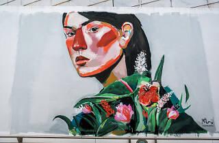 Mural de Entrecampos 10