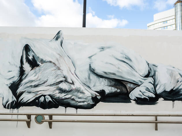 Mural de Entrecampos 12