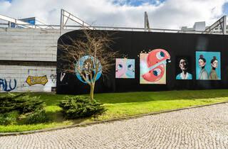Mural de Entrecampos 18