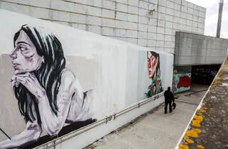 Mural de Entrecampos 19