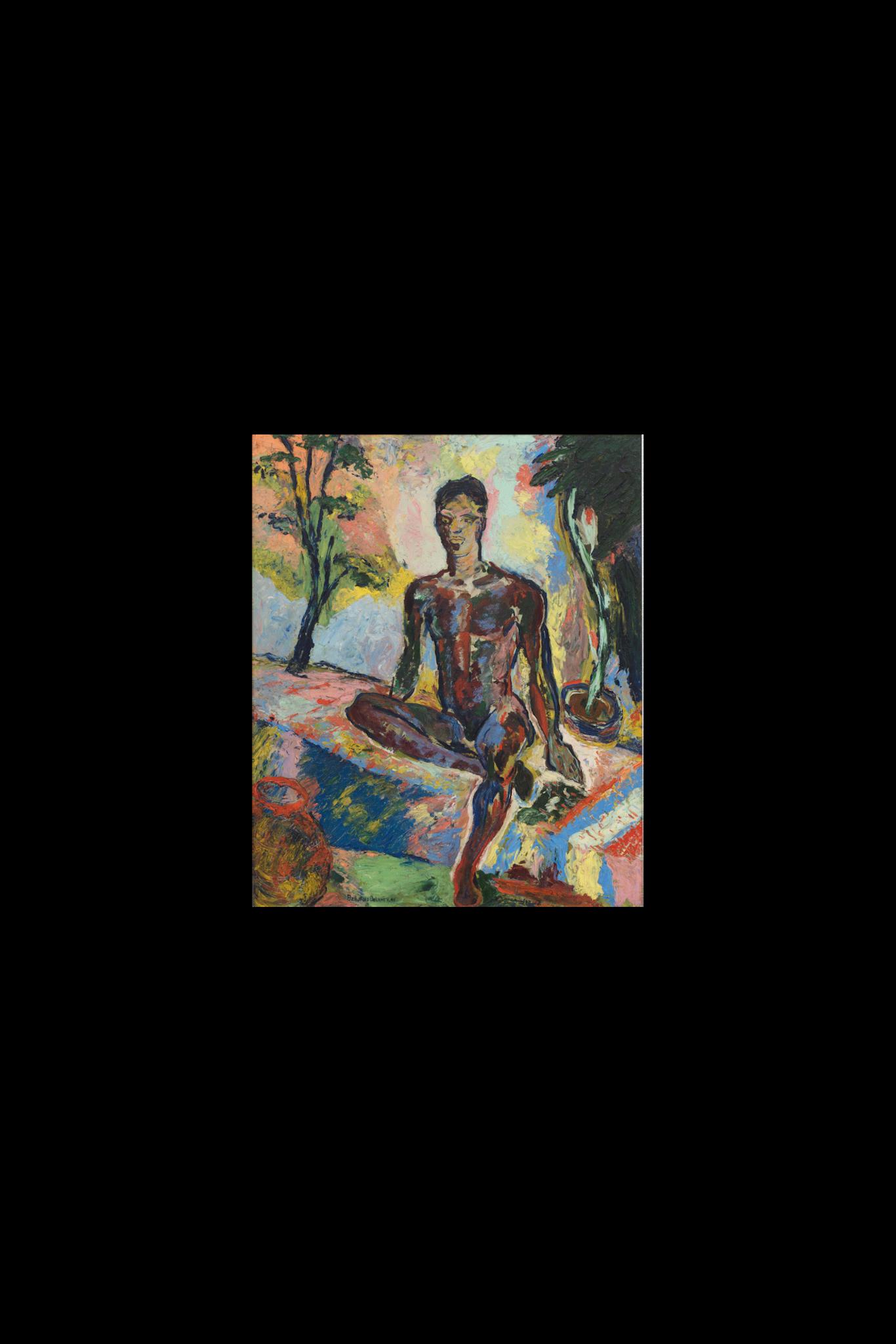 Beauford Delaney Dark Rapture (James Baldwin), 1941