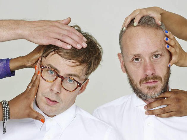 Basement Jaxx press image
