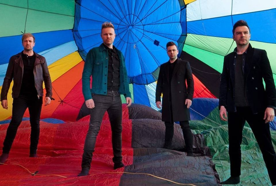 Westlife is coming back to Singapore for an exclusive session with fans