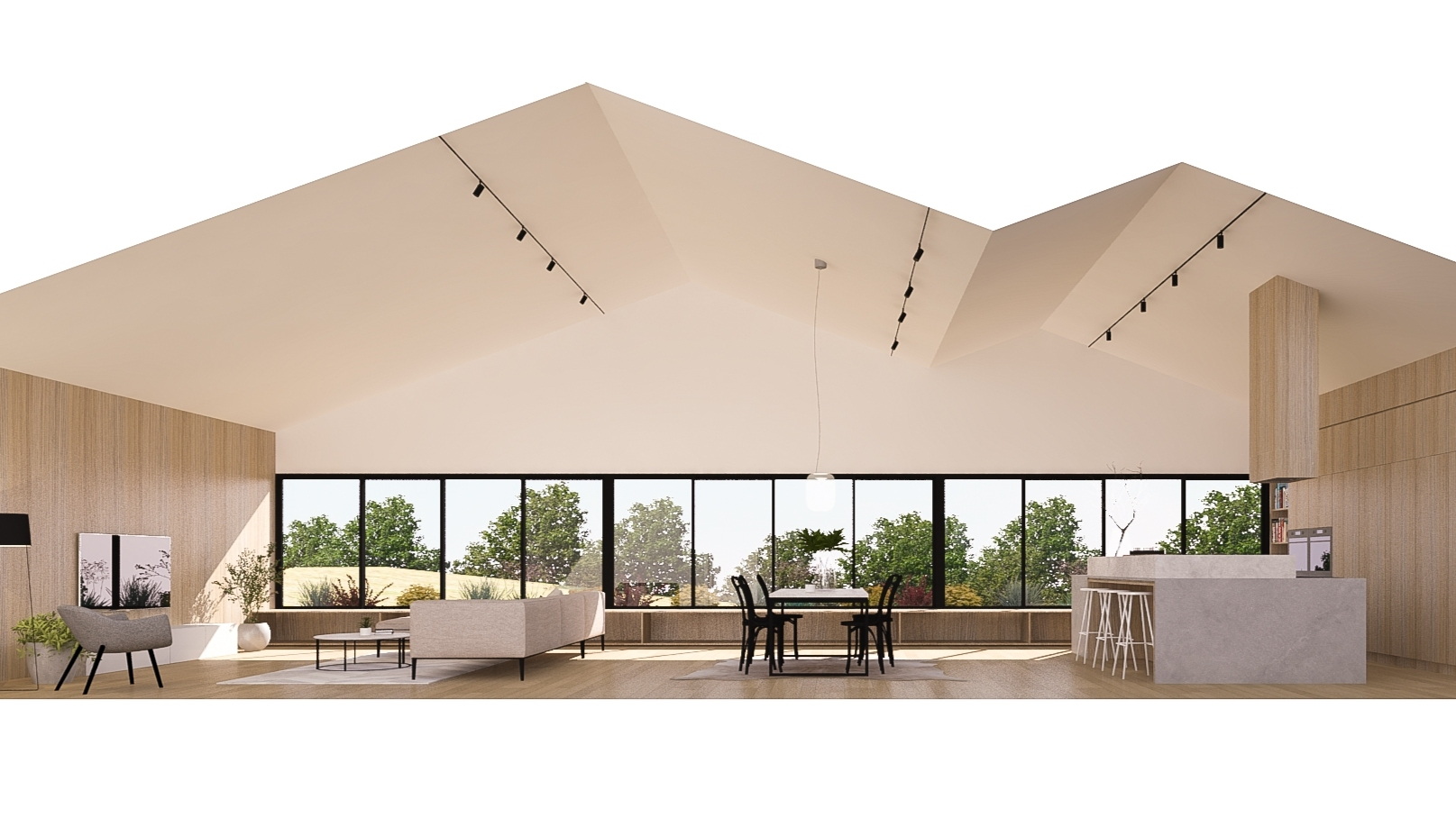 Family House Pitch Architecture
