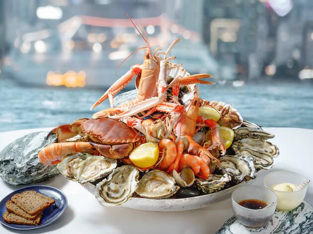 Rech - seafood platter