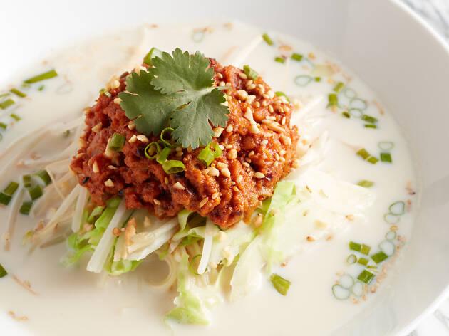 Omnipork Tan Tan Noodle
