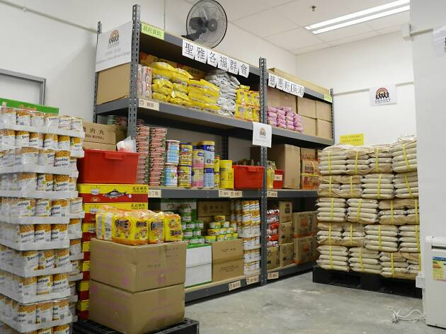 The People's Food Bank