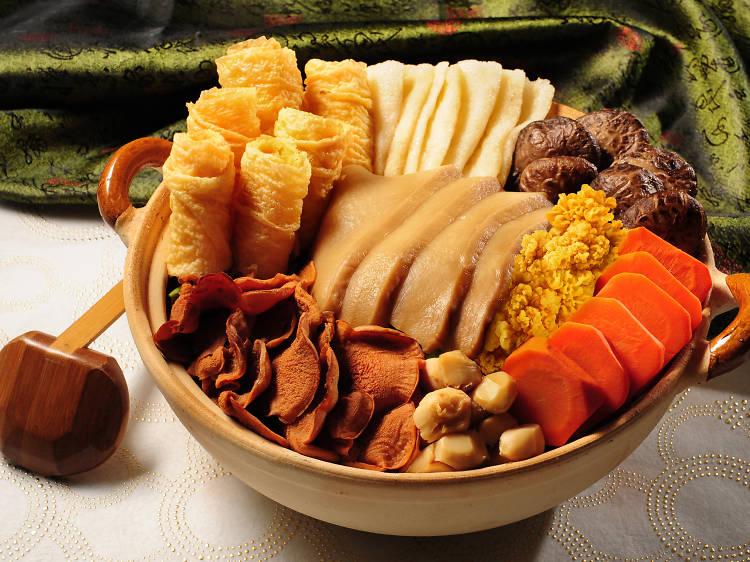 香港新年必試素食餐廳