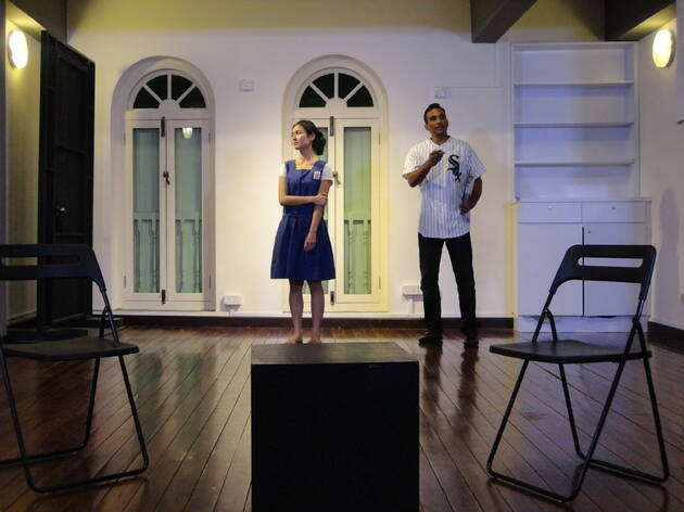 5 best acting classes and workshops in Singapore