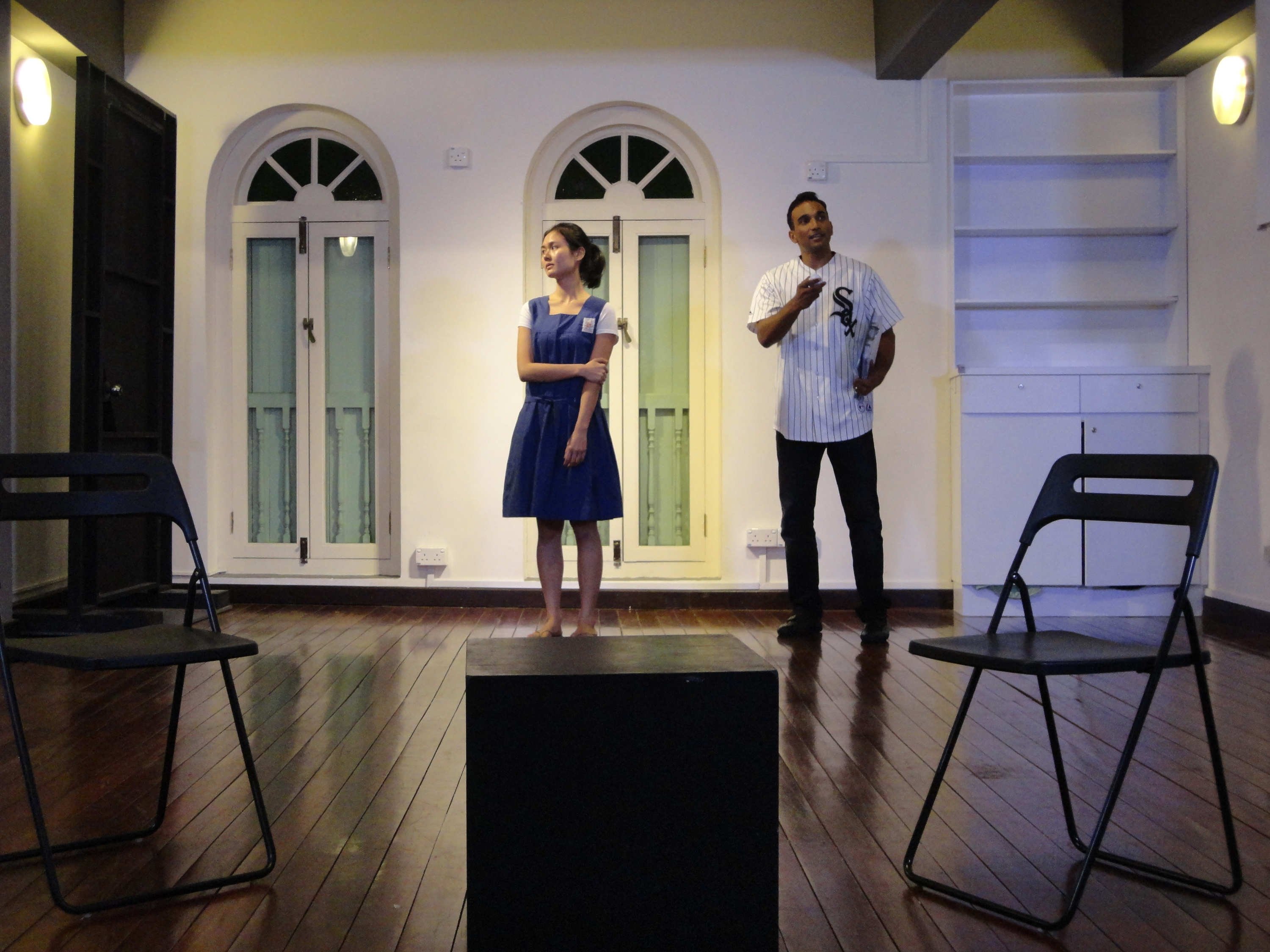 The best acting classes and workshops in Singapore