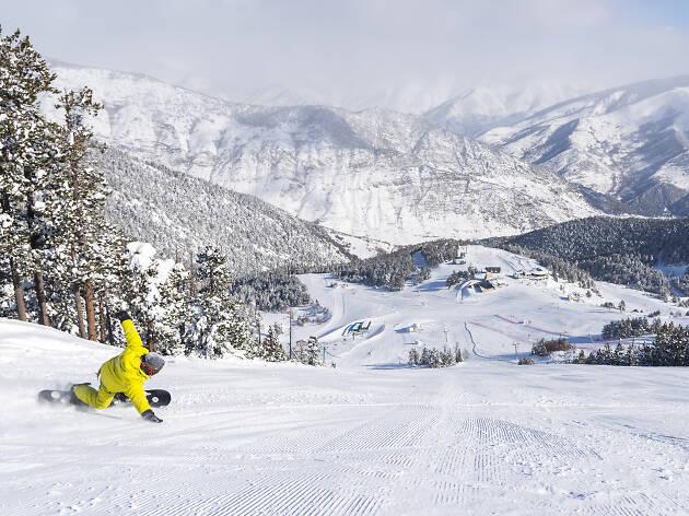 ¡Sorteamos 6 fines de semana de esquí!