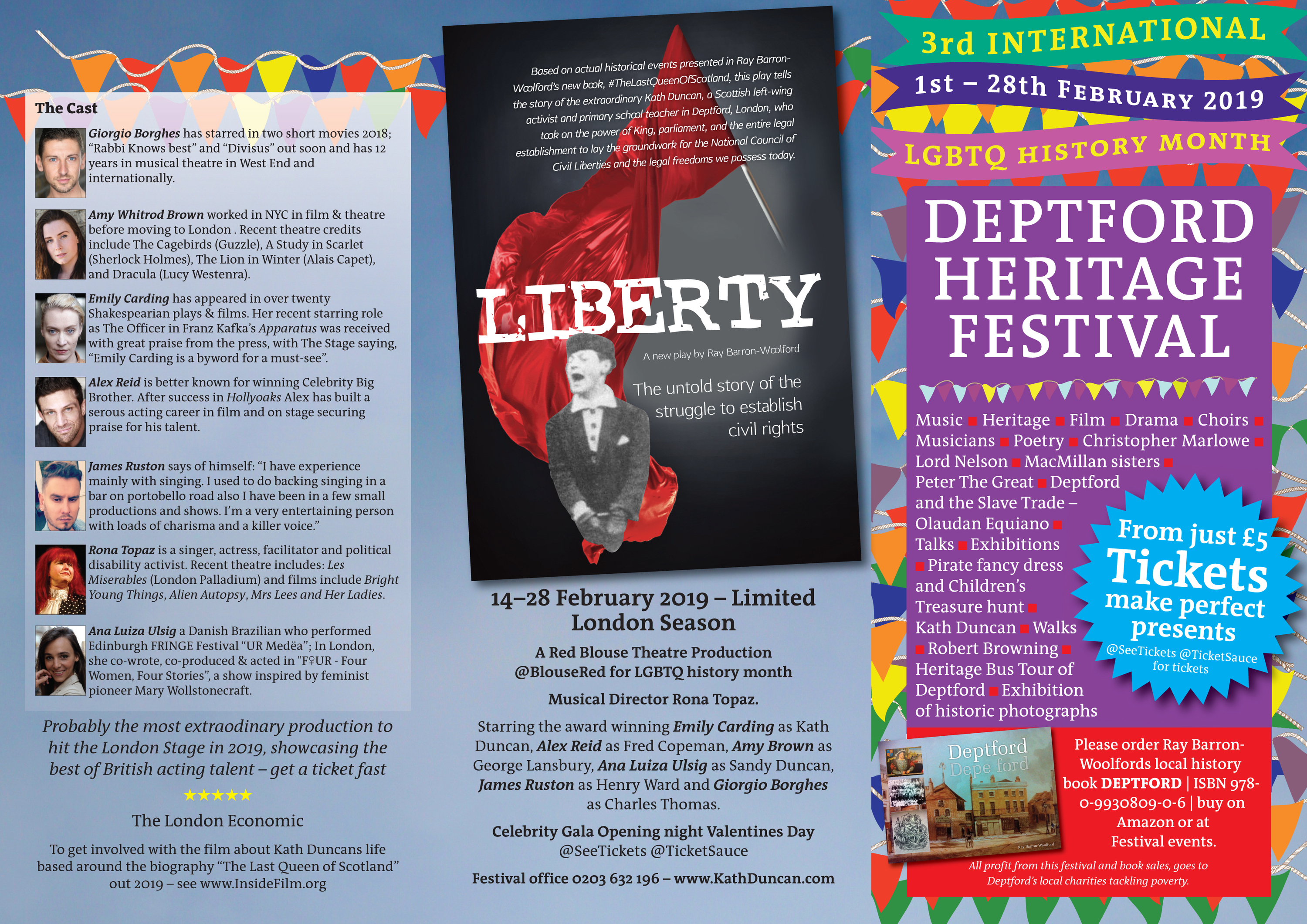 Deptford Heritage Festival | Things to do in London