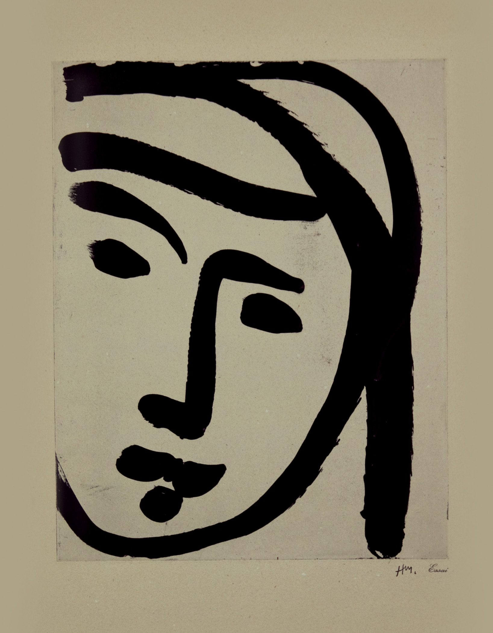 Henri Matisse. Matisse prints