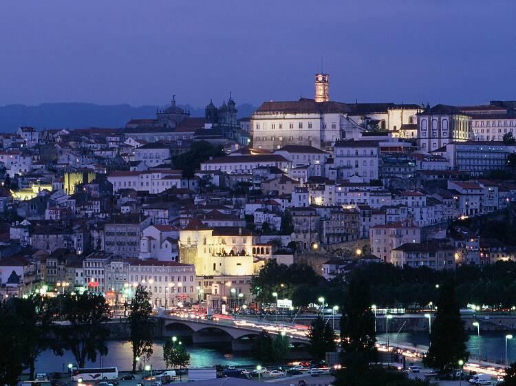 Viagens: Volta a Coimbra em 24 horas