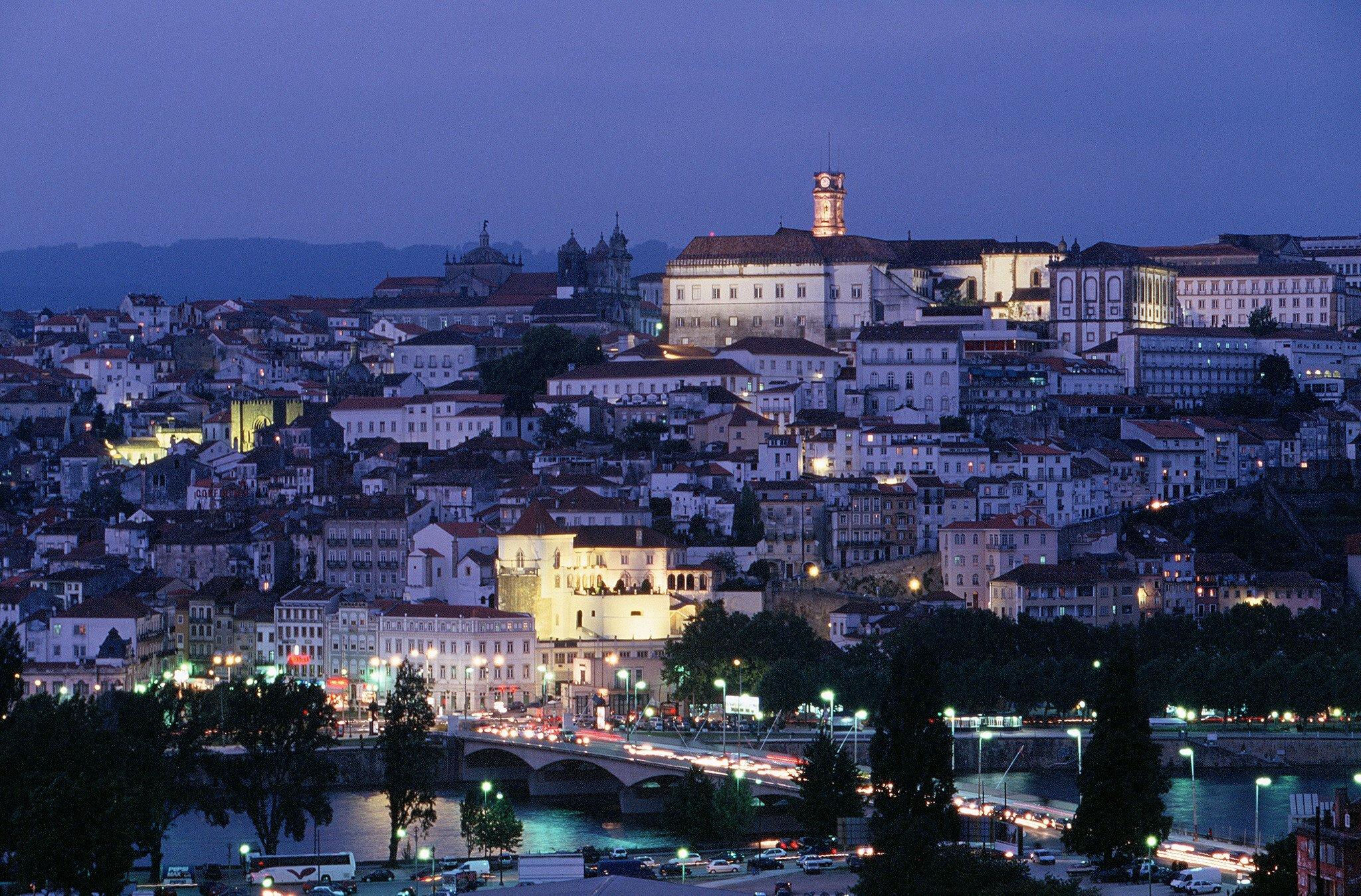 Volta a Coimbra em 24 horas