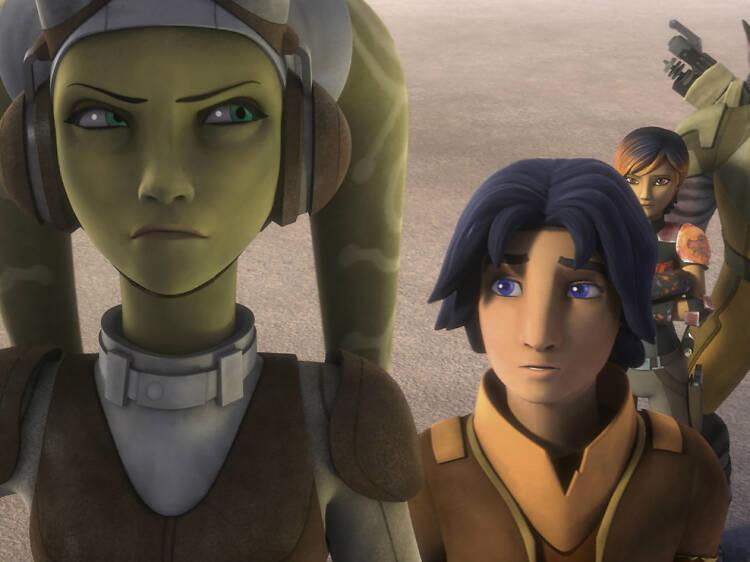 Star Wars Rebels: Temporada 4