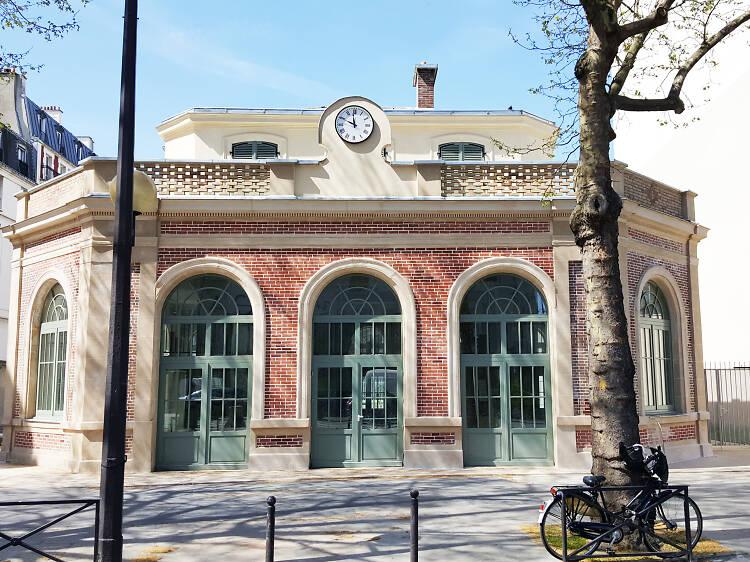 Un nouveau lieu va ouvrir dans une ancienne gare de la Petite Ceinture!