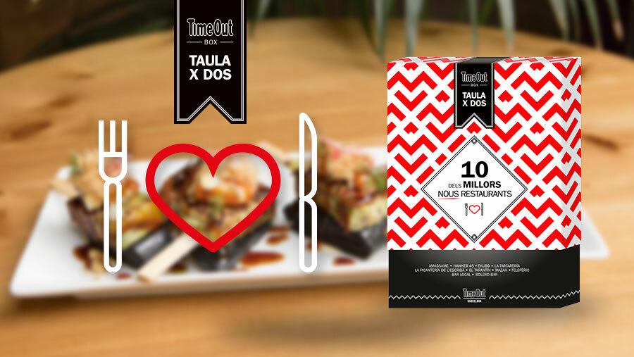 10 restaurants per enamorar-te
