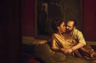 Antonio y Cleopatra (Cortesía: National Theatre/ Auditorio Nacional)