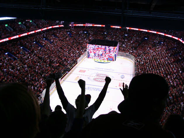 Montreal Canadiens, Habs Game, Bell Centre