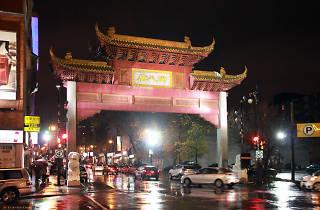 Montreal Chinatown, Quartier Chinois