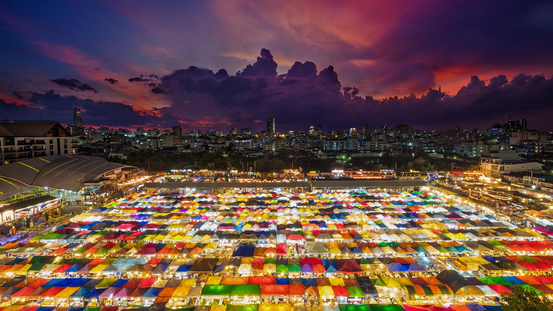 Insider's guide to Bangkok and Phuket